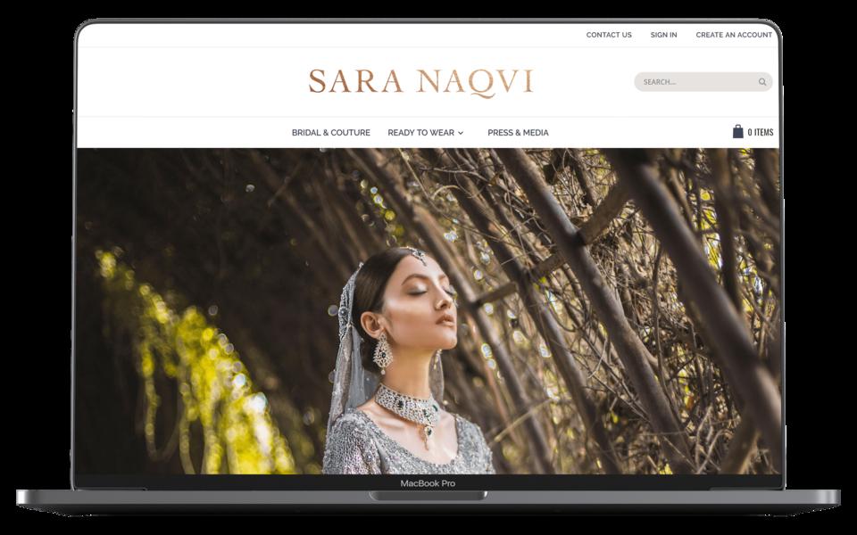 saranaqvi.com