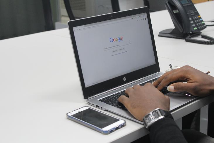 google on pc
