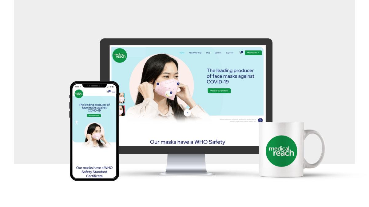 our client portfolio medical reach